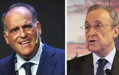 Presiden La Liga: Perez Menyandera Barcelona