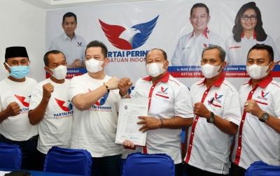 "Kader Perindo Sumut Diminta Terus ""Panaskan"" Mesin Partai"