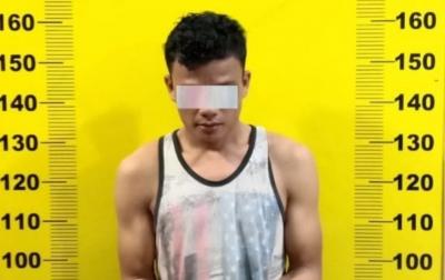 Edarkan Sabu, Warga Bagan Asahan Pekan Diciduk Polisi