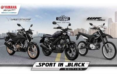 Yamaha Pameran di Brastagi Supermaket, Ada Paket Spesial Pembelian WR 155