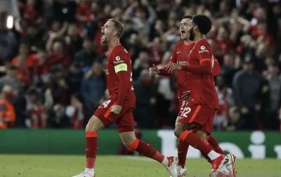 Liverpool Menang 3-2 Atas AC Milan di Laga Pembuka Grup B Liga Champions