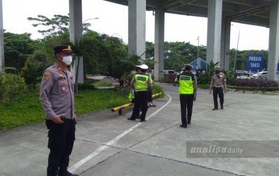 Kunjungan Jokowi ke Sumut, Pengamanan Bandara Kualanamu Diperketat