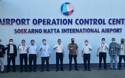 AP II dan AirNav Indonesia Modernisasi Penerbangan Nasional