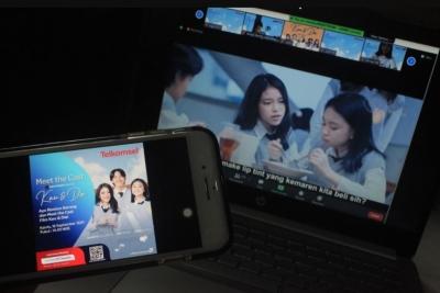 Telkomsel Gelar Meet the Cast Bersama Pelanggan, Media dan Komunitas di Sumatera