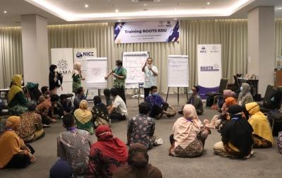 NICE Indonesia Gelar Pelatihan ROOTS Edu untuk 8 Sekolah di Jabodetabek