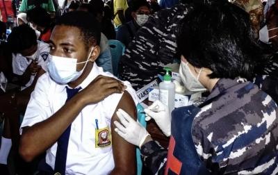 Jumlah Masyarakat Indonesia Penerima Vaksin Covid-19 Lengkap Capai 44,1 Juta