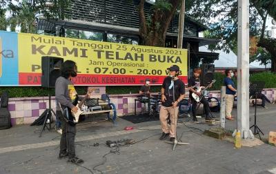 Musisi: Pak Wali Kota Medan, Kami Juga Berhak Dapat Hidup Layak