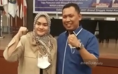 Asmui Rasyid Marpaung Ketua KNPI Tanjungbalai