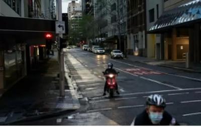 Australia Berusaha Hidup Bersama Virus Covid-19