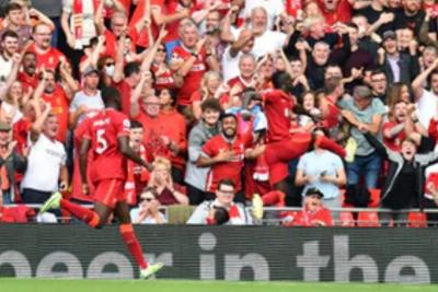 Sadio Mane Cetak Rekor Bersama Liverpool