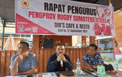 Ketua Rugby Sumut: Keseriusan  Modal Meraih Kesuksesan