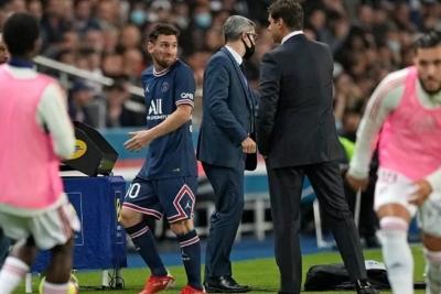 Pochettino Jelaskan Alasan Pergantian Messi