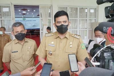 Level PPKM Medan Turun, Bobby Nasution Minta Masyarakat Jangan Euforia