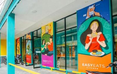 Easy Eats Berkonsep Cloud Kitchen dan Take Away Only Pertama di Medan