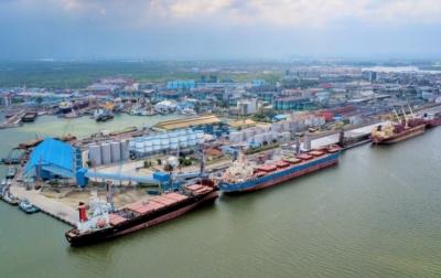 Produktivitas Bongkar Muat Pelabuhan Belawan Terus Meningkat