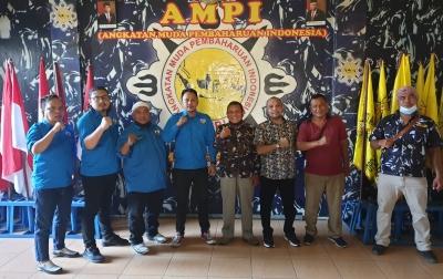 KNPI dan AMPI Medan Sinergi Ciptakan Kader Berintelektualitas