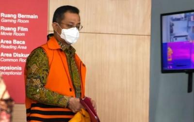 KPK Setor Rp 500 Juta Berasal dari Denda Juliari Batubara