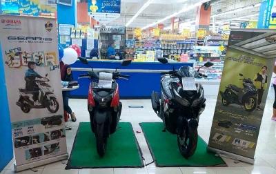 Promo Yamaha MAXI Series, Dapatkan Diskon Angsuran dan Voucher DP