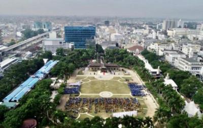 Revitalisasi Lapangan Merdeka Usung Konsep Kota Bersejarah