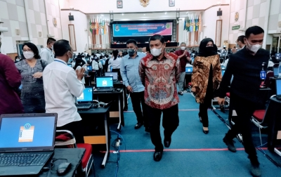 Seleksi SKD CPNS Deli Derdang Bebas Korupsi