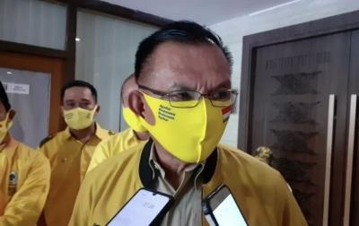 Airlangga Pertimbangkan Lodewijk jadi Wakil Ketua DPR