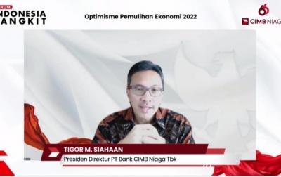 Forum Indonesia Bangkit: Optimisme Pemulihan Ekonomi 2022