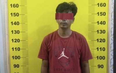 Warga Pasar Baru Ditangkap Polisi saat Jual Sabu