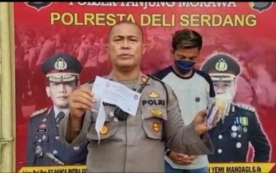 Pelaku Pungli Terhadap Pedagang Diciduk Polisi