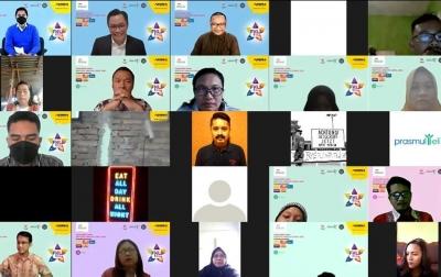 Festival Kreatif Lokal 2021: Semangat Tumbuh 9 UKM Local Hero Danau Toba