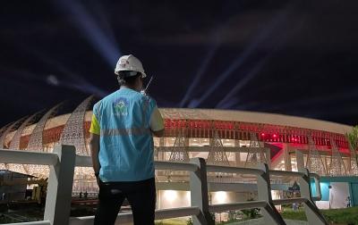 PON XX Papua Resmi Dibuka Jokowi, PLN Sukses Hadirkan Listrik Tanpa Kedip