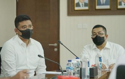 Yakinkan Kementerian PUPR, Program Penanggulangan Banjir Bobby Nasution Semakin Kuat