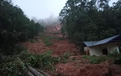 Banjir Bandang dan Longsor Landa 6 Kecamatan di Luwu, 3 Orang Masih Dalam Pencarian