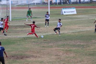 Bungkam Kaltim, Sepakbola Aceh Lolos 6 Besar PON