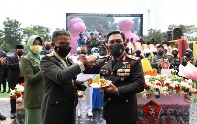Irjen Panca: Pandemi Memperkuat Huhungan TNI-Polri