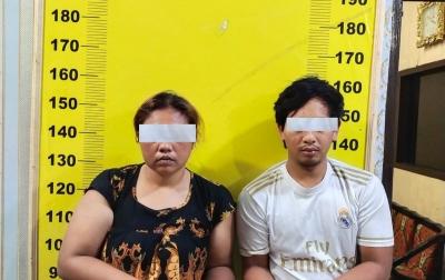 Dua Warga Ditangkap Saat Menjual Sabu 101,68 Gram