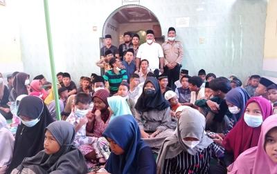 Doa Bersama Anak Yatim Sebagai Bentuk Kepedulian di Masa Pandemi Covid-19