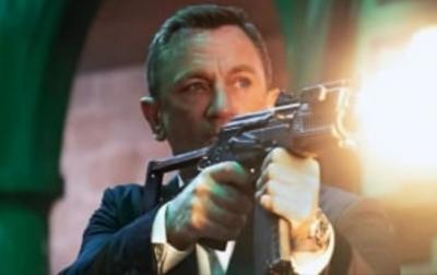 Film 'No Time to Die' Puncaki Box Office