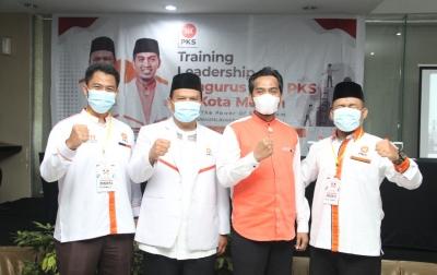 Wujudkan Kemenangan Pemilu 2024, DPD PKS Medan Gelar Pelatihan Kepemimpinan