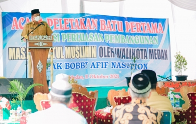 Selain Tempat Ibadah, Masjid Bisa Jadi Pusat Kegiatan Sosial Ekonomi Umat