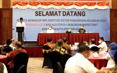 Aceh Perkuat Pengawasan Triliunan Dana Desa