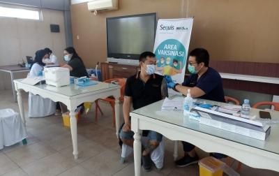 Percepat Herd Immunity, Sequis Kembali Adakan Vaksinasi Covid-19 di Medan