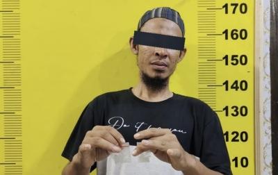 Edarkan Sabu, Oknum Satpam Ditangkap Polisi