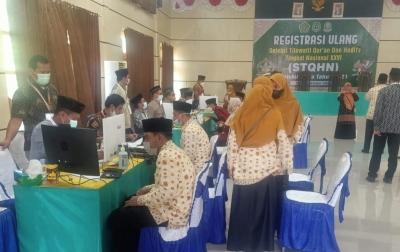 Lolos Verifikasi Faktual, 20 Peserta Asal Aceh Tampil di STQHN Maluku