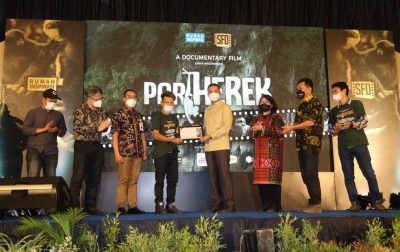 TPL Apresiasi Film 'parHEREK' Masuk Nominasi FFI 2021