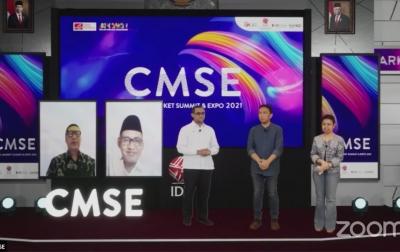 3 Juta Investor Saham Terlampaui pada Penyelenggaraan CMSE 2021