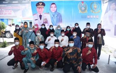 Gubernur Edy Rahmayadi Semangati Peserta STQN Asal Sumut