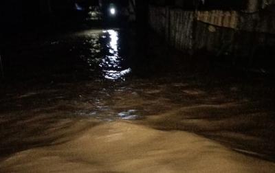 140 Rumah Terdampak Banjir di Ogan Komering Ulu