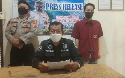 Berbuat Asusila Pada Anak di Bawah Umur, TVH Ditangkap Polisi