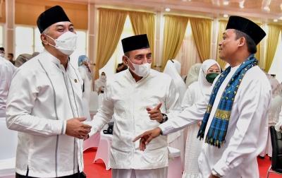 Gubernur Edy Ajak Masyarakat Teladani Nabi Muhammad SAW