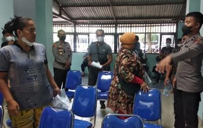502 Dosis Vaksin Covid-19 ke-2 Diberikan Polsek Medan Timur di RS Imelda